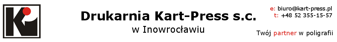 Kart-Press Drukarnia Inowrocław Logo