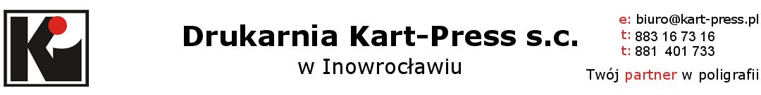 Kart-Press Drukarnia Inowrocław Logo
